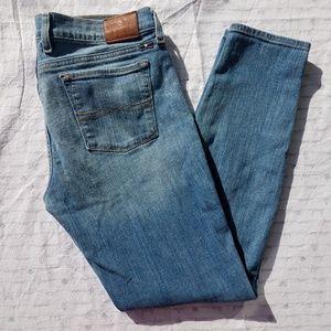 Lucky Brand Charlie Skinny Size 8/29